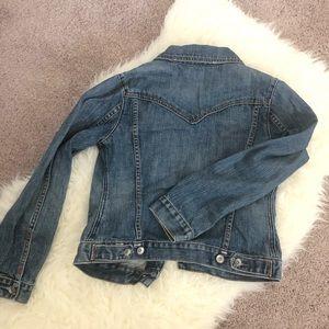 GAP Jackets & Coats - Gap 1969 Limited Edition Distressed Jean Jacket
